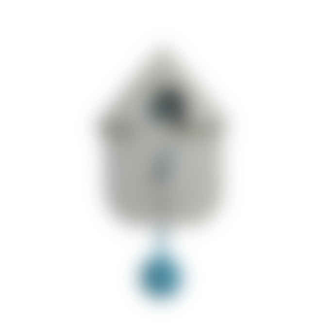 Fisura 'Grey' Cuckoo Clock