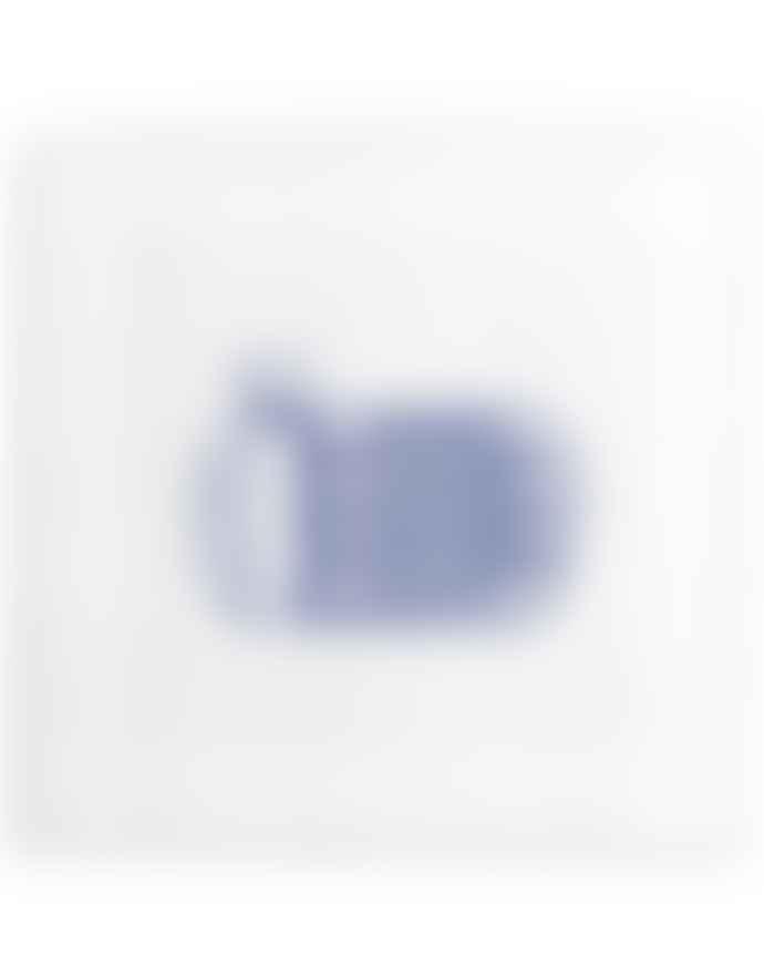 Thornback & Peel Hanky Box Sardine Blue