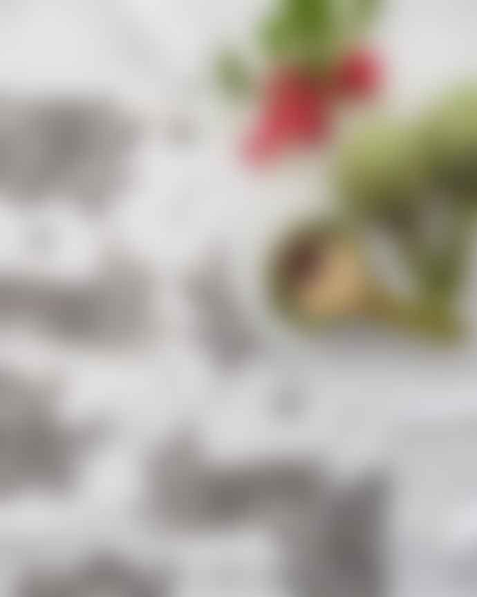 Thornback & Peel Apron Rabbit Cabbage Grey