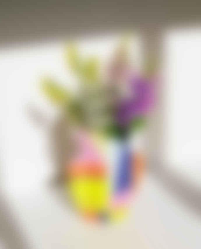 Octaevo Bazaar Paper Vase