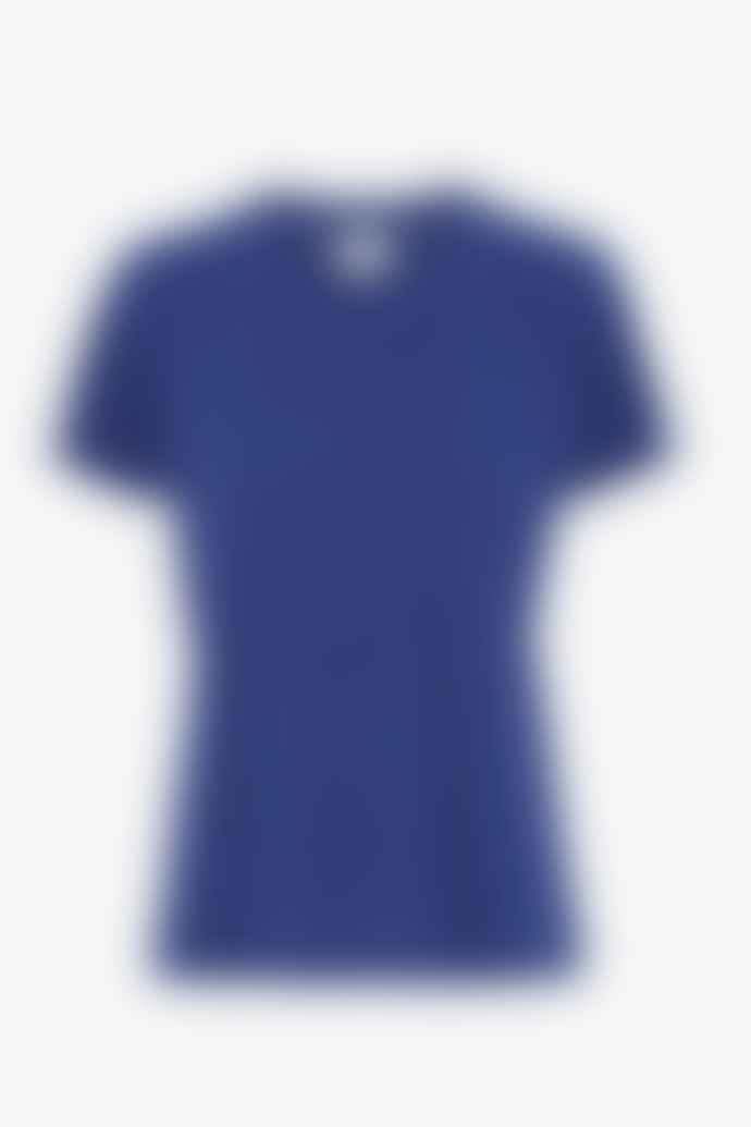 Colorful Standard Womens Royal Blue T Shirt