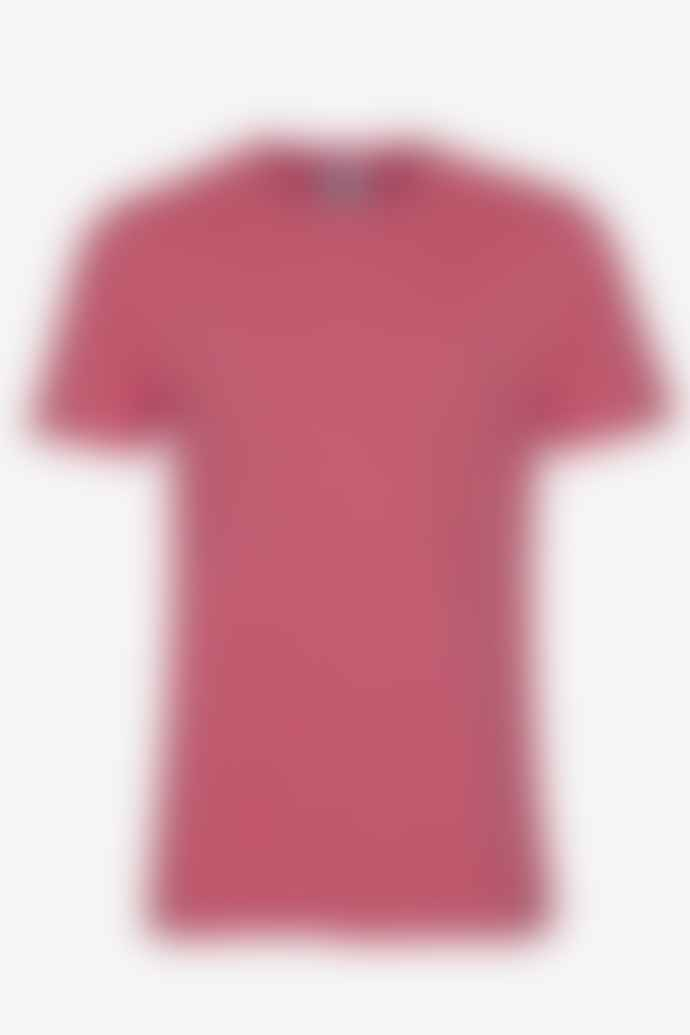 Colorful Standard Mens Raspberry Pink T Shirt