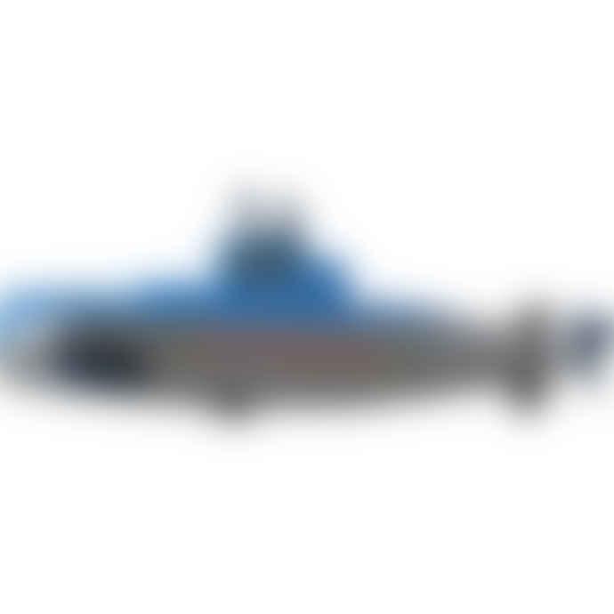 House Of Marbles Clockwork Submarine Toy