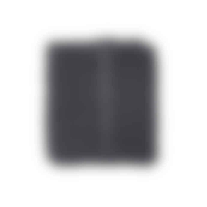 The Organic Company Medium Dark Gray Big Waffle Towel