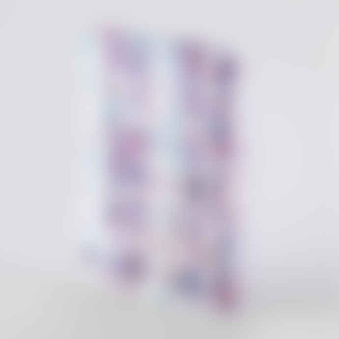 Nuuna Flexcover Notebook Jeans Cover - Composition L Matrix