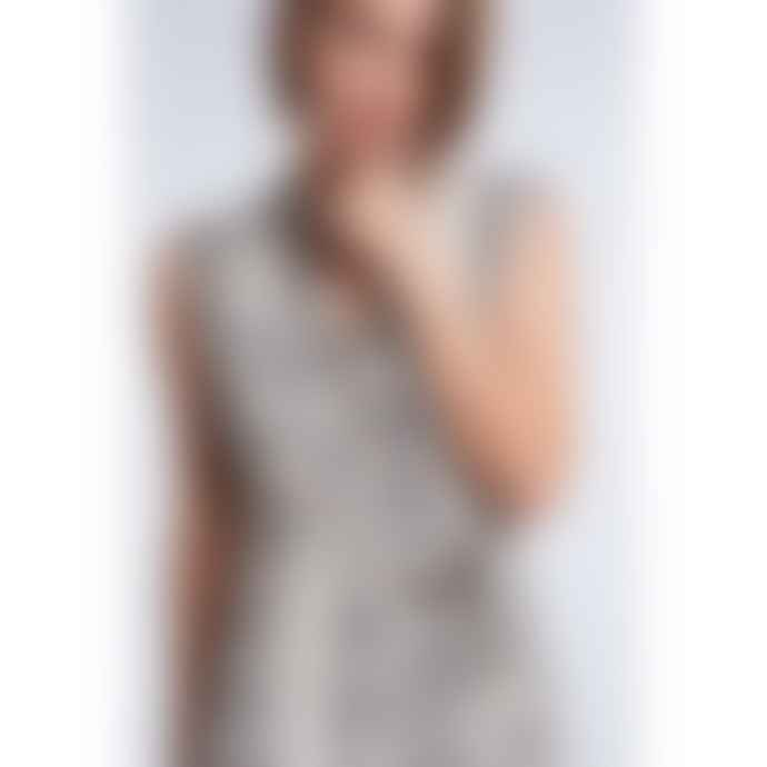 Set Fashion Midi Snake Print Shirt Dress