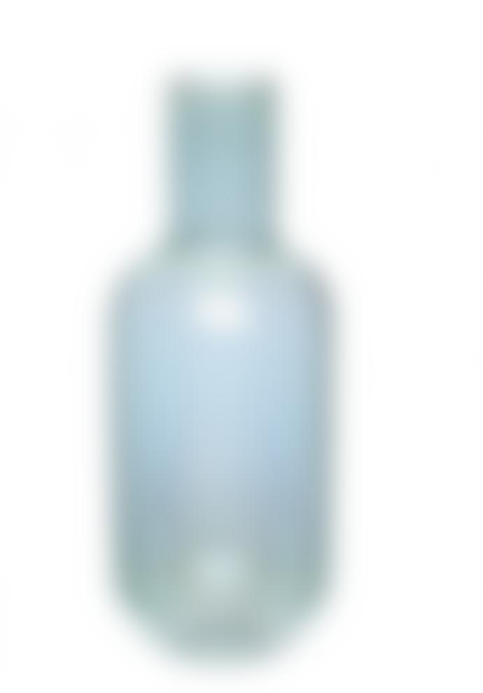 Hubsch Glass vase 12x33cm