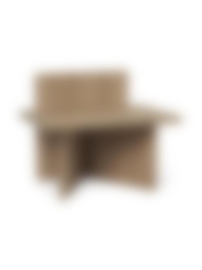 Ferm Living Oblique Stool Oak