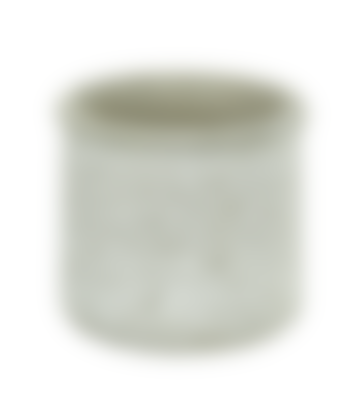 Parlane International Ltd Grey Daisies Cement Planter