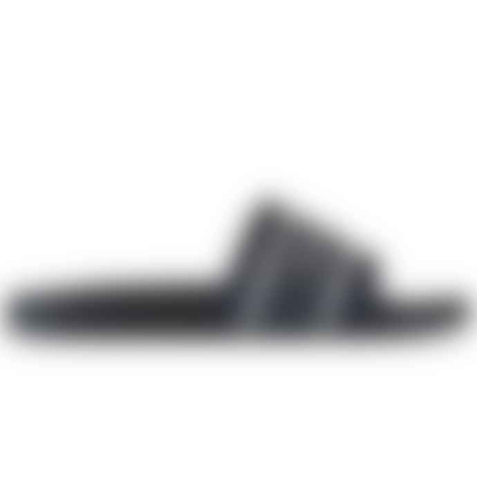 Emporio Armani  Sliders Black Navy