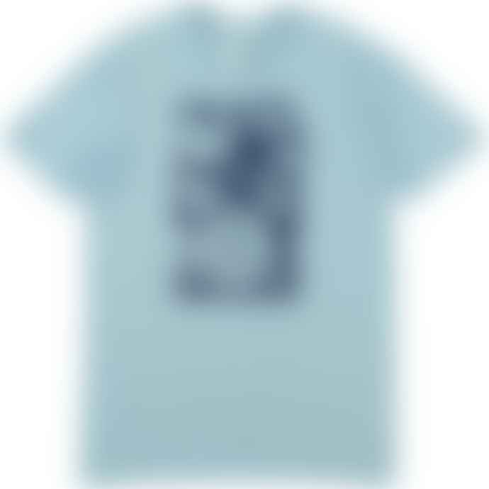 Standard Reference Materials Srm Come And Praise Hymn Book Tee Sky Blue