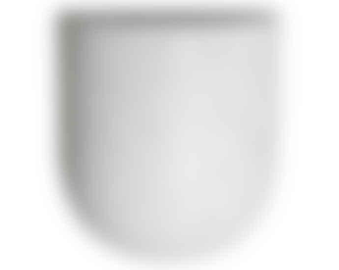 DBKD Pot Cut White Dote Large