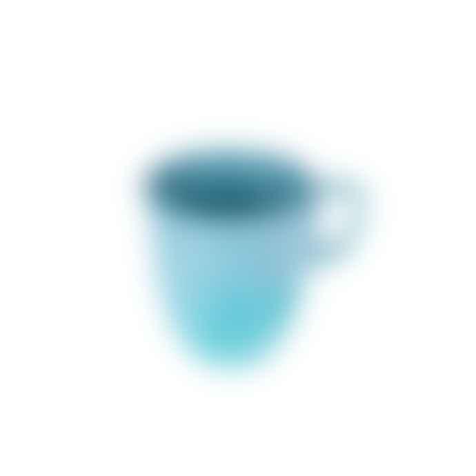 Faplana Melamine Mug Turquoise