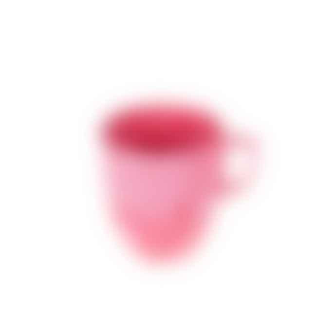 Faplana Melamine Mug Red