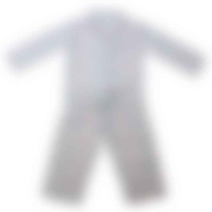 Powell Craft Children's Unicorn Print Cotton Pyjamas