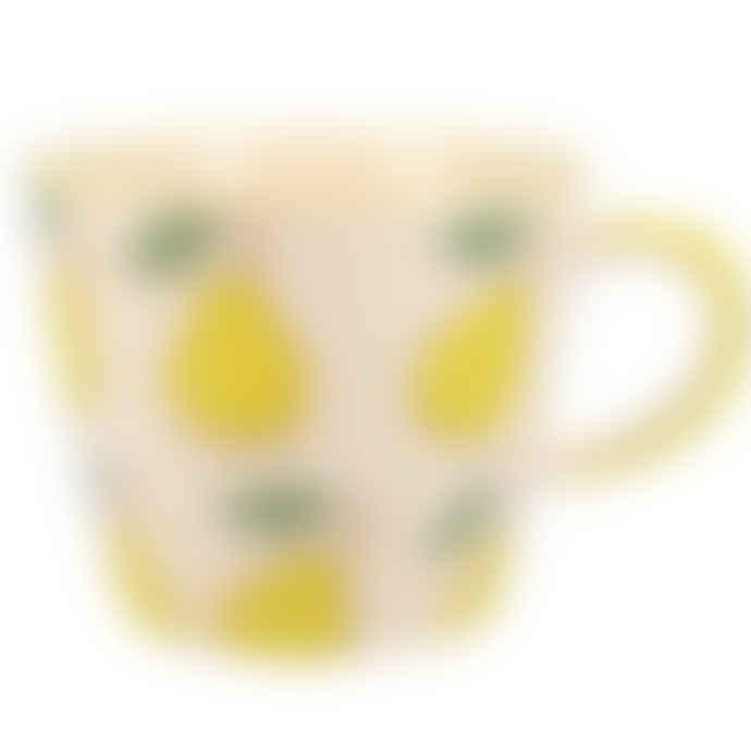 Gisela Graham Pears Ceramic Mug