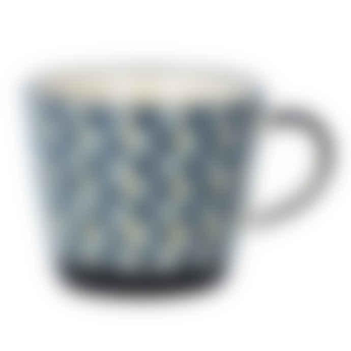 Gisela Graham Geo Ceramic Mug