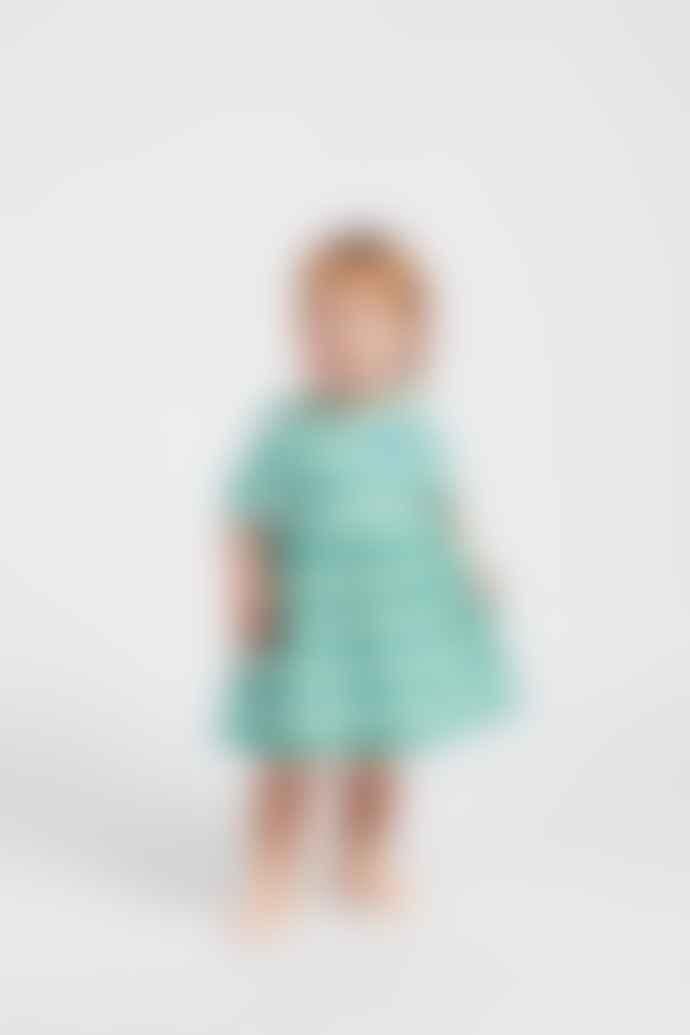 Bobo Choses Dance Romance Stripe Dress