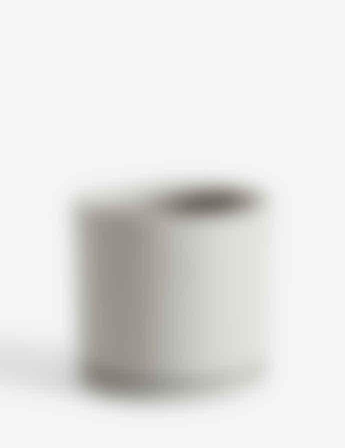HAY XXL Grey Polystone  Plant Pot