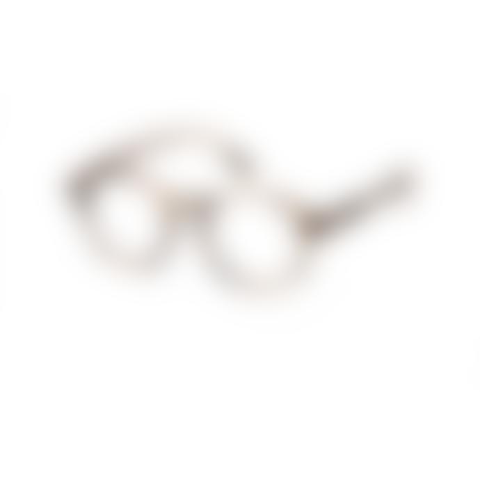 IZIPIZI Shape D Light Tortoiseshell Reading Glasses