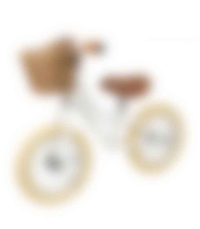 Banwood Bikes Balance Bike First Go - White
