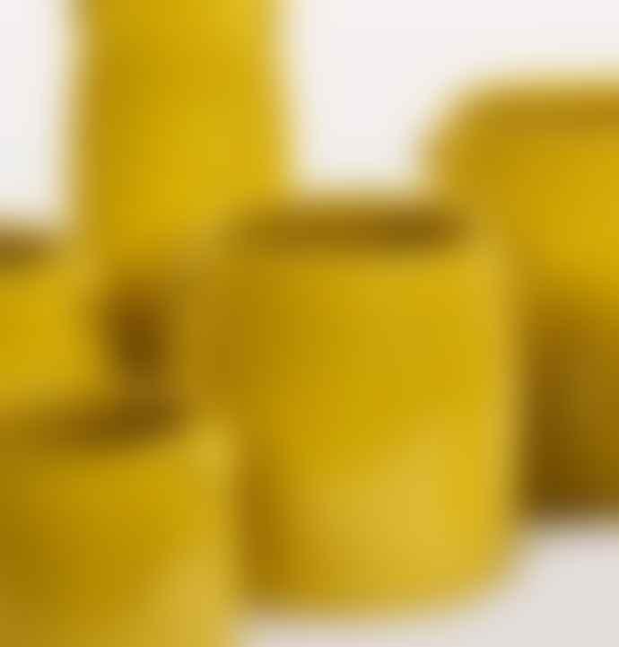 Serax Tabor Yellow Plant Pot Large