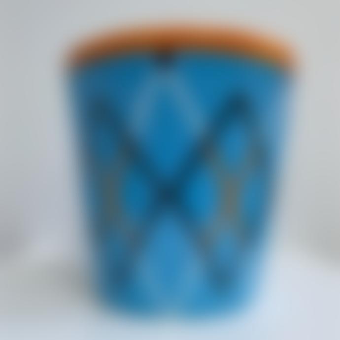 Asiatides Blue Planter Pot/Vase