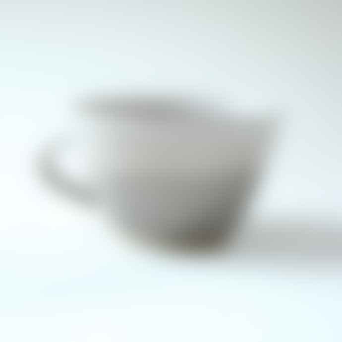 Libby Ballard Hand Thrown Dinky Cup Misty Morning