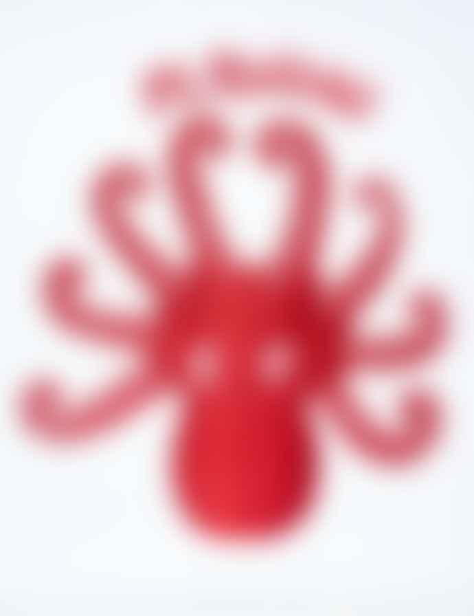 Mini Rodini Octopus Cap Limited