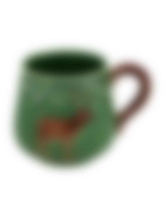 Bordallo Pinheiro Deer Mug