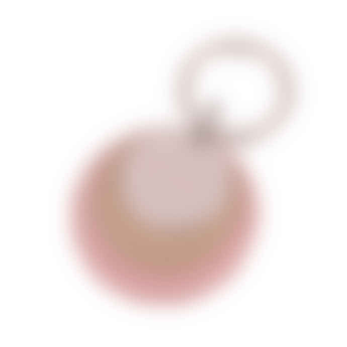 Gift Company Pink Senses You and Me Keyring