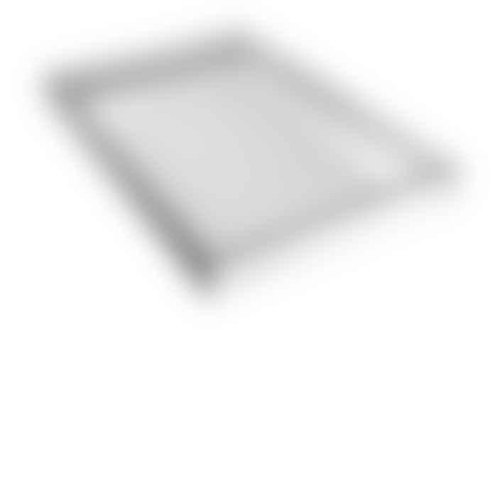 Gift Company Small White Lacquer Tray Tang