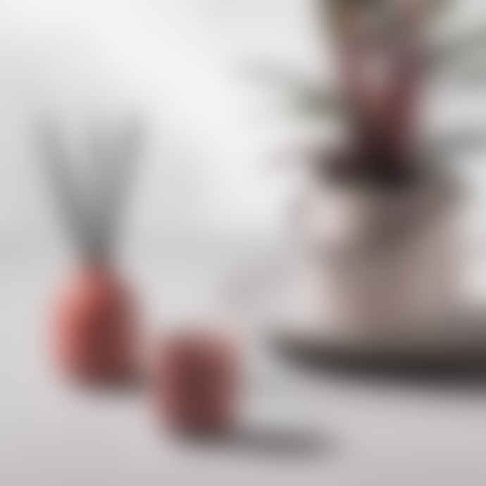 Villa Collection Fragrance Candle in Ceramic Vessel Jasmine Pomegranate