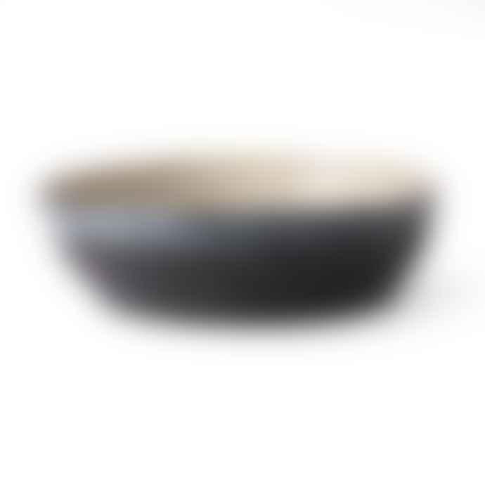 HK Living Ceramic 70s Pasta Bowl Galaxy