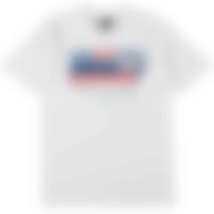 Standard Reference Materials Srm Hands Across America 86 Tee White