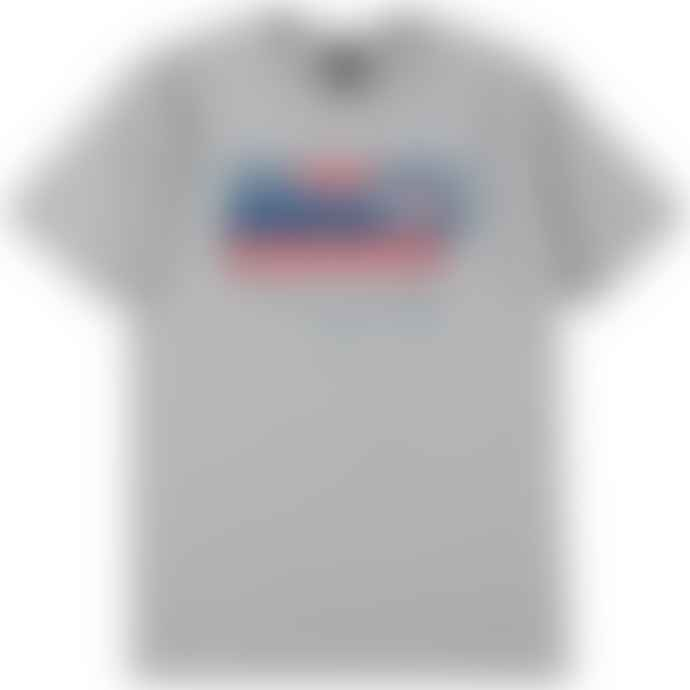 Standard Reference Materials Srm Hands Across America 86 Tee Oxford Grey