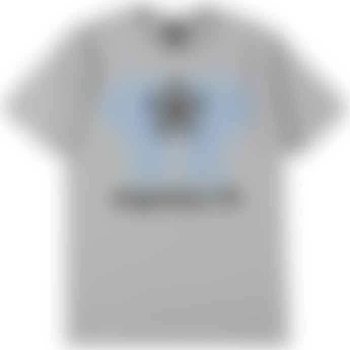 Standard Reference Materials Srm Argentina 78 World Cup Tee Oxford Grey