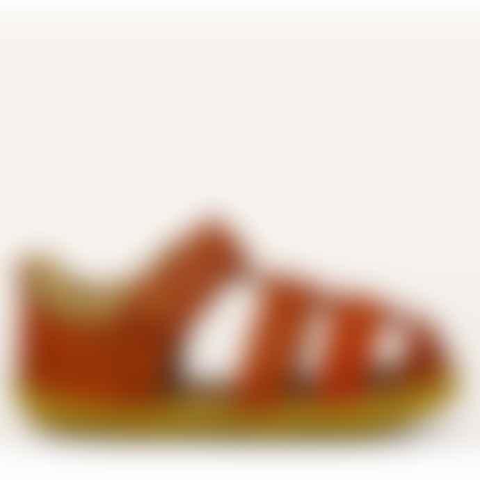 Bobux Su Roam Closed Sandal Paprika