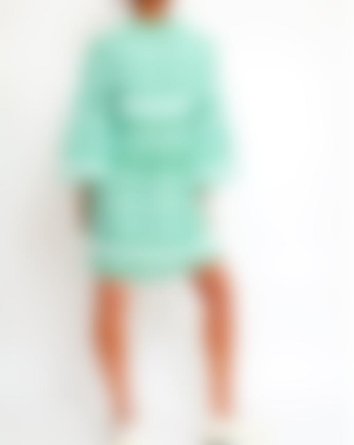 DEVOTION Elena Mint Short Dress