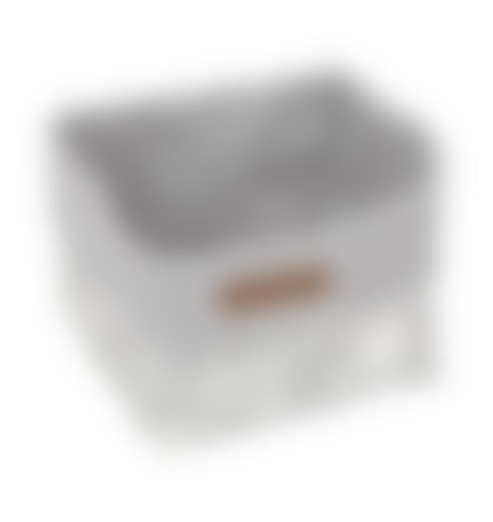 Little Dutch Grey Storage Basket