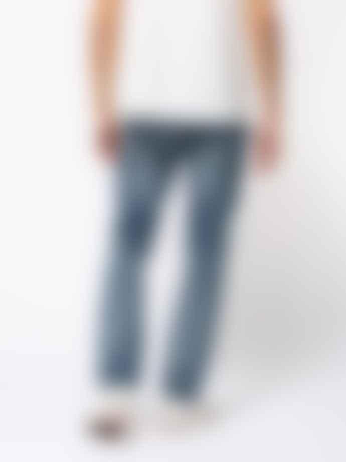 Nudie Jeans Grim Tim Pale Shelter Jeans