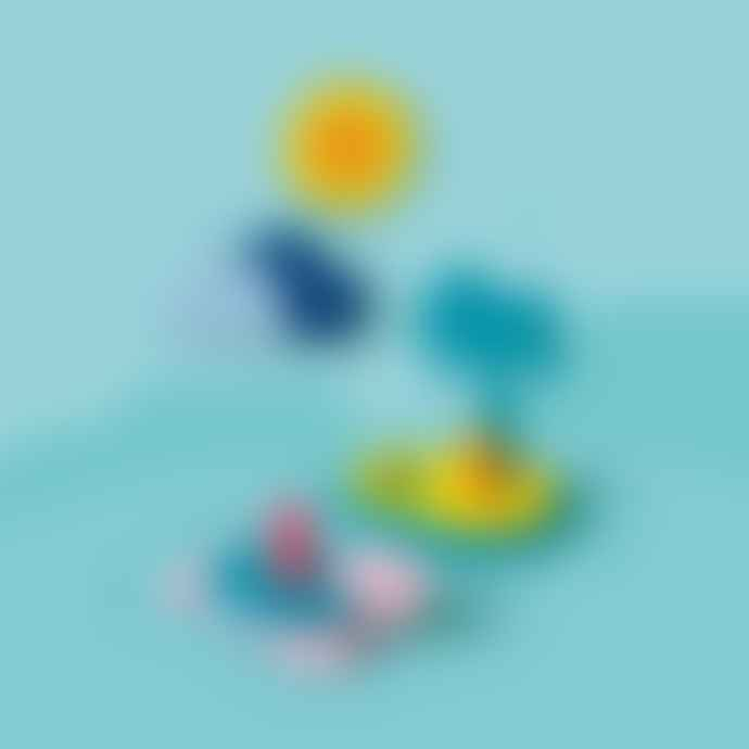 Quut Bath Puzzle Treasure Island
