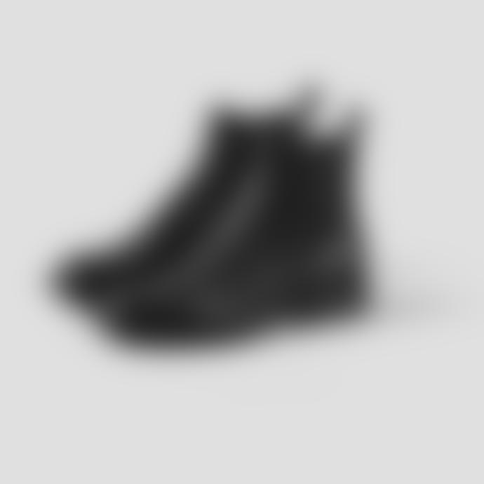 Vagabond Black 801 Amina Leather Boots