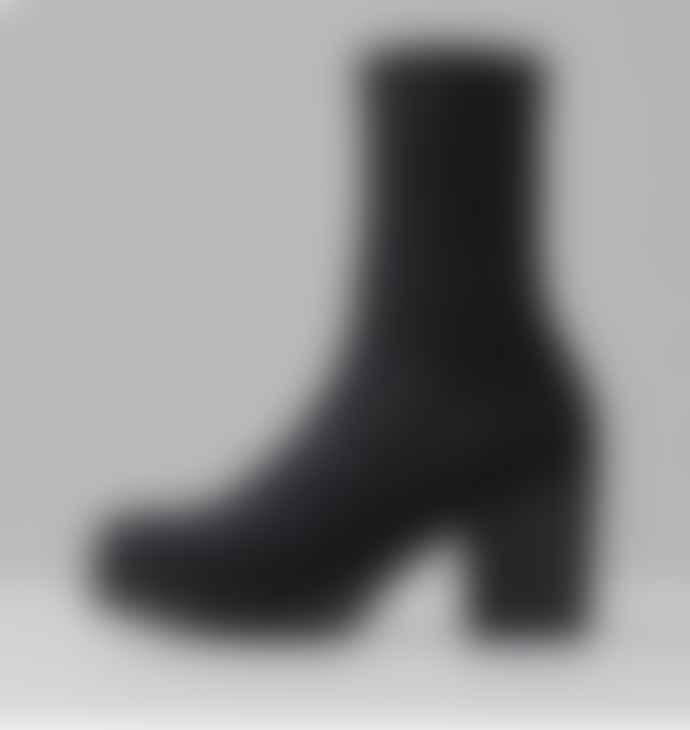 Vagabond Black 039 Grace Boots