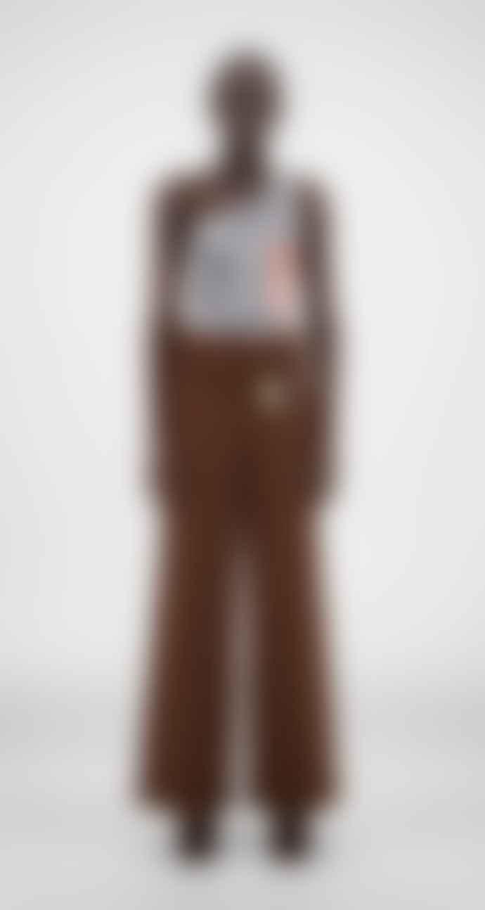 Daily Paper Brown Women Heck Pants