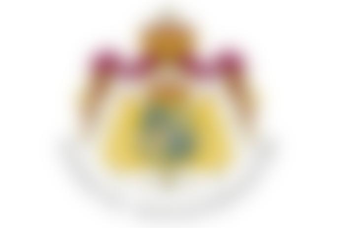 Skultuna Royal Wedding Polar Star White Cuff Link