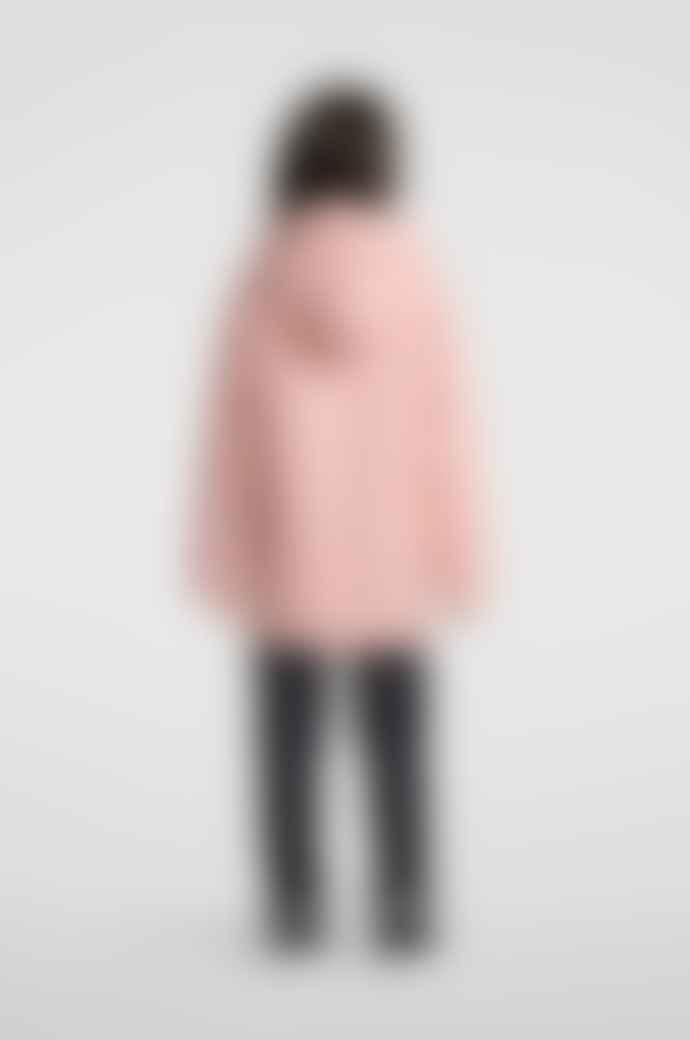 Stutterheim Pale Pink mini Raincoat
