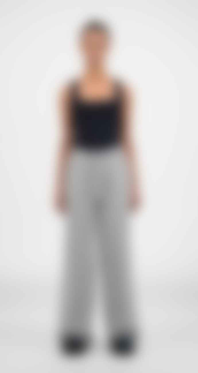 Daily Paper Grey Melange Womens Hifa Pants