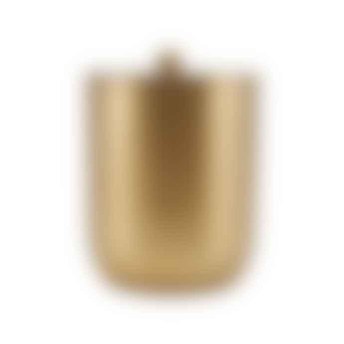 House Doctor Alir Brass Ice Bucket