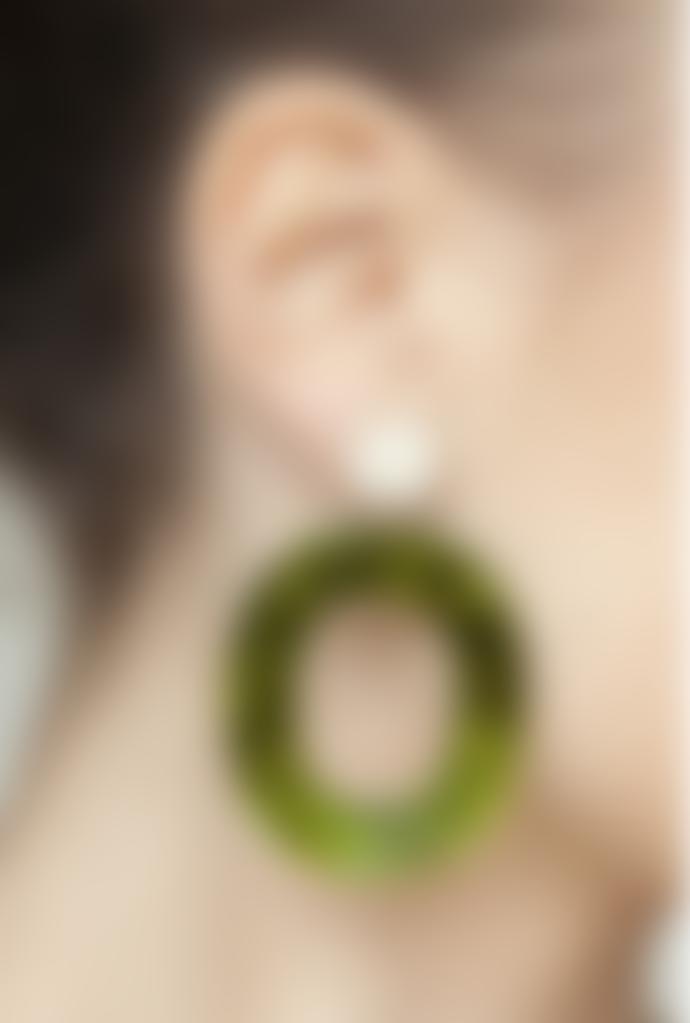 Studio Noknok Earrings Forest 04